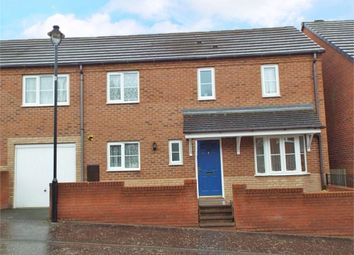 Thumbnail 3 bed semi-detached house for sale in Whitebeam Way, Nuneaton, Warwickshire