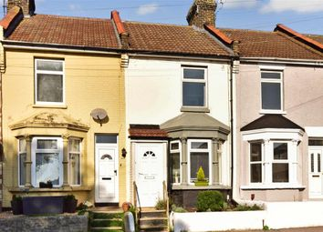 Thumbnail 3 bed terraced house for sale in Frindsbury Road, Strood, Rochester, Kent