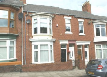 Thumbnail 2 bed flat to rent in Clifton Tce, South Shields