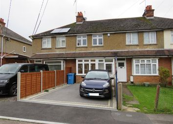 Thumbnail 2 bed terraced house for sale in Benmoor Road, Upton, Poole