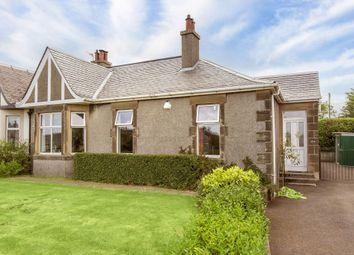 Thumbnail 3 bed semi-detached bungalow for sale in 254 Milton Road East, Edinburgh