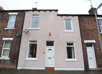 Thumbnail 3 bed terraced house for sale in Gloucester Road, Carlisle
