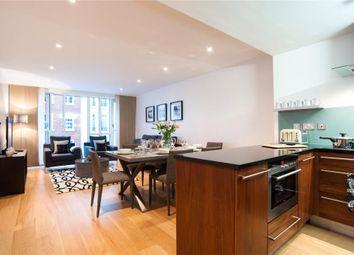 Thumbnail 3 bedroom flat to rent in Parkview Residence, Baker Street