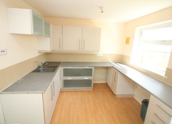 Thumbnail 2 bed flat for sale in Larch Road, Milford Haven, Pembrokeshire.