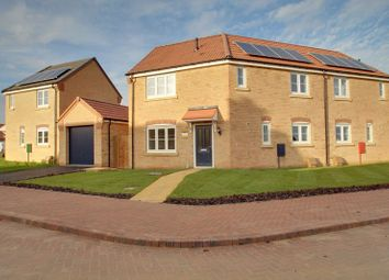 Thumbnail 3 bed detached house for sale in The Newton, Wardentree Lane, Pinchbeck, Spalding