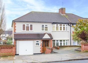 Thumbnail 4 bedroom semi-detached house for sale in Albany Close, Bexley