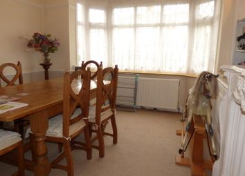 Thumbnail 3 bed semi-detached house to rent in Lynmouth Avenue, Enfield