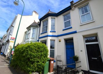 Thumbnail 1 bed flat for sale in Devonport Road, Plymouth, Devon