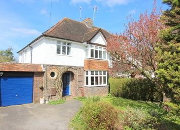 Thumbnail 4 bed semi-detached house for sale in Jacklyns Lane, Alresford