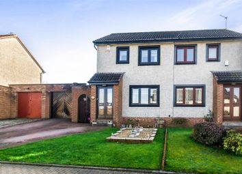 Thumbnail 2 bed semi-detached house for sale in Ballantrae Crescent, Newton Mearns, Glasgow