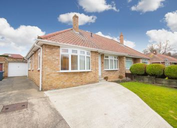 Thumbnail 3 bed semi-detached bungalow for sale in Regency Avenue, Normanby