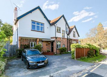 Thumbnail 4 bed detached house to rent in Church Road, Kenley