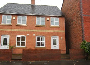 Thumbnail 3 bed semi-detached house to rent in Stafford Road, Oakengates, Telford