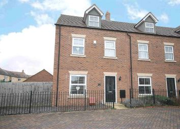 Thumbnail 4 bed terraced house for sale in Grebe Drive, Leighton Buzzard, Beds