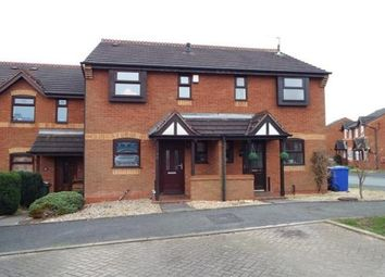 Thumbnail 2 bed property to rent in Blake Close, Cannock