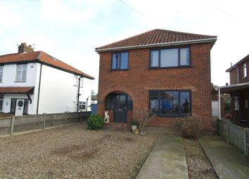 Thumbnail 3 bed detached house for sale in Heartsease Lane, Norwich