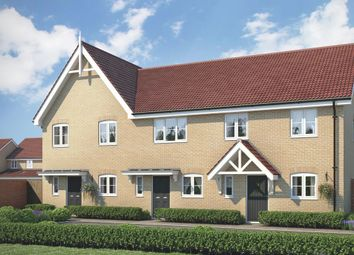 Thumbnail 2 bed terraced house for sale in The Appleby At Fornham Place, Marham Park, Bury St Edmunds