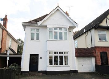 Thumbnail 5 bed detached house for sale in Parkstone Avenue, Poole