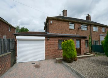 Thumbnail 2 bed semi-detached house for sale in Basegreen Road, Sheffield