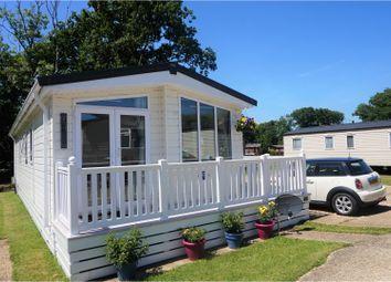 Thumbnail 2 bedroom mobile/park home for sale in The Fairway, Sandown