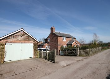 Thumbnail 3 bed cottage for sale in Cinder Lane, Snelson, Macclesfield