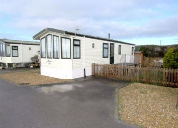 Thumbnail 2 bedroom mobile/park home for sale in Dulhorn Farm Holiday Park, Lympsham, Somerset