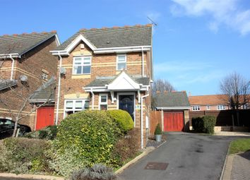 Thumbnail 3 bedroom detached house for sale in Reynolds Way, Blunsdon, Swindon