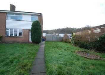 Thumbnail 3 bed semi-detached house for sale in Glenville Walk, Stalybridge
