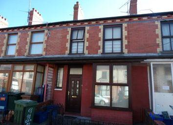4 bed terraced house for sale in Orme Road, Bangor, Gwynedd LL57