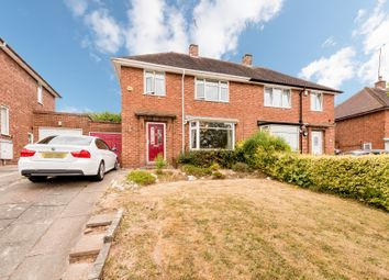 Thumbnail 3 bed semi-detached house for sale in Meadow Brook Road, Bournville Village Trust, Birmingham