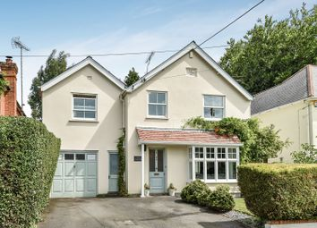Thumbnail 4 bed detached house for sale in Kings Lane, Windlesham