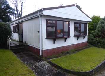 Thumbnail 2 bedroom mobile/park home for sale in Lower Lodge Park, Rugeley Road, Armitage, Rugeley, Nr Litchfield