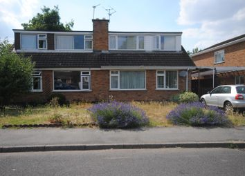 Thumbnail 4 bed semi-detached house to rent in Thirlmere Drive, Loughborough