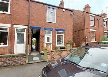 Thumbnail 2 bed end terrace house to rent in Sydney Street, Chesterfield, Derbyshire