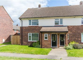 Thumbnail 3 bedroom semi-detached house for sale in Dowding Avenue, Waterbeach, Cambridge