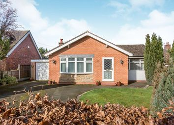 Thumbnail 2 bed bungalow for sale in Common Lane, Lach Dennis, Northwich, Cheshire