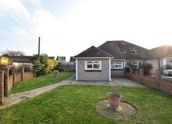 Thumbnail 2 bed semi-detached bungalow for sale in Rosedale Close, Dartford, Kent