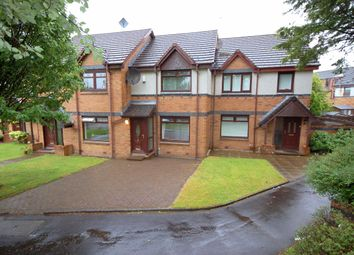 Thumbnail 2 bed terraced house for sale in Colgrave Crescent, Glasgow