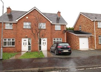 Thumbnail 3 bed semi-detached house for sale in Demesne Crescent, Ballywalter, Newtownards