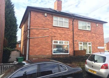 Thumbnail 3 bed semi-detached house for sale in Bradgate Road, Forest Fields, Nottingham