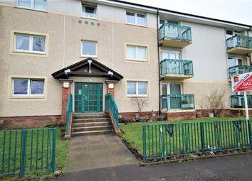 Thumbnail 2 bedroom flat for sale in Cumbrae Crescent, Coatbridge