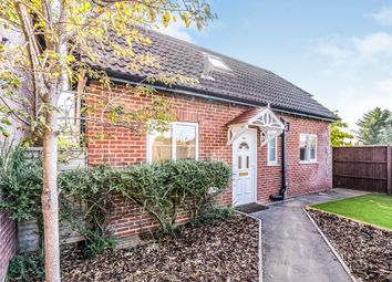 Thumbnail 2 bedroom detached house for sale in The Grove, Southampton