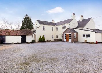 Thumbnail 4 bed detached house for sale in Water End, Holme-On-Spalding-Moor, York