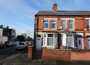 Thumbnail 2 bed terraced house for sale in Kirkby Road, Barwell, Leicester