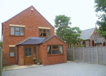 Thumbnail 4 bed detached house for sale in The Street, Corton, Suffolk