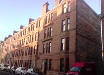Thumbnail 1 bedroom flat for sale in Craigie Street, Glasgow