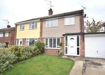 Thumbnail 3 bed semi-detached house for sale in Reddings Close, Saffron Walden