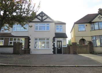 Thumbnail 3 bed end terrace house for sale in Abbey Road, Waltham Cross, Hertfordshire