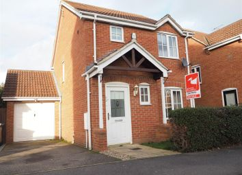 Thumbnail 3 bed detached house for sale in Stirling Drive, Coddington, Newark