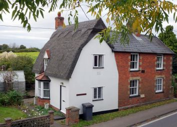 Thumbnail 4 bed cottage for sale in Wickham Street, Newmarket